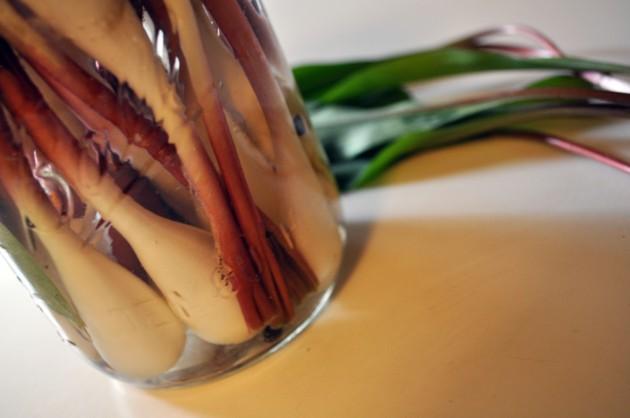 Ramp Pickles by Snowflake Kitchen
